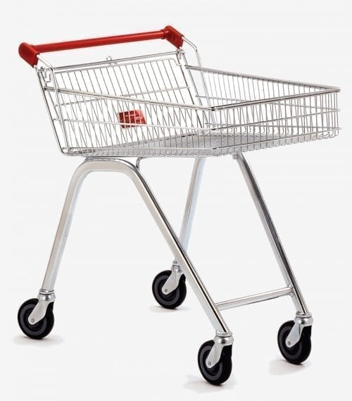 Shopping Trolley BXM 65L Shopper Security