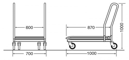 Drawing Volymvagn
