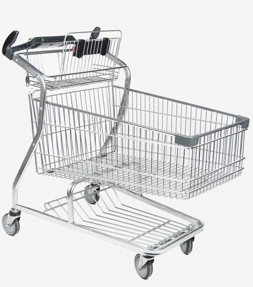 Shopping trolley Scan 5 160L