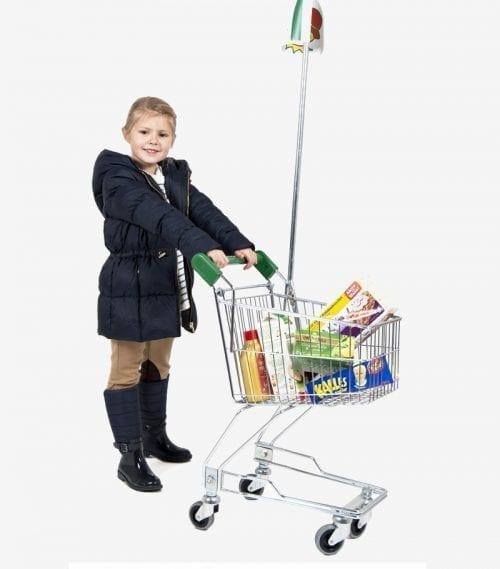 Barnkundvagn