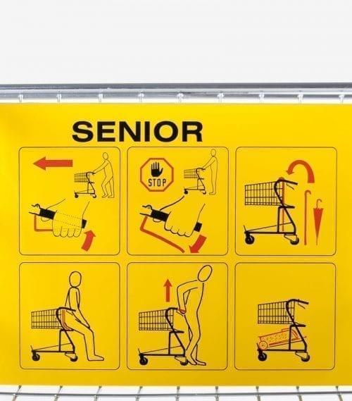 Seniorkundvagn
