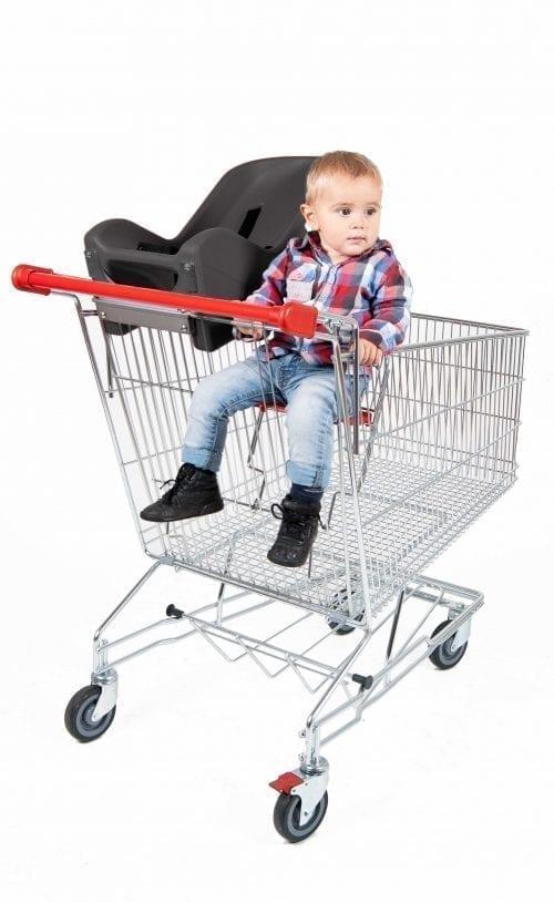 barnvagn med barnsits