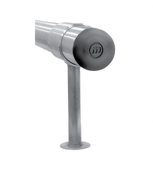 Påkörningsskydd CartStop Stainless Steel från McCue - Exact i Butik