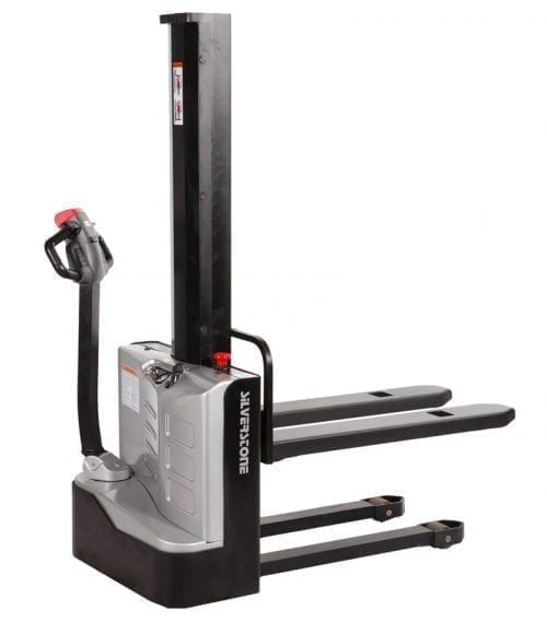 Silverstone full electric stacker ES10-1600 - Exact i Butik