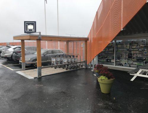 Swedavia – Garage, uppställning, påkörningsskydd