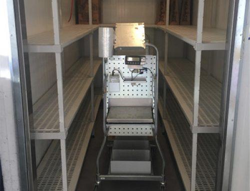 ICA Supermarket Åre – Artinox Hyllsystem