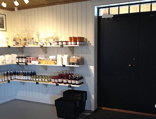 Ravelsmarks Gårdsbutik, Gränna