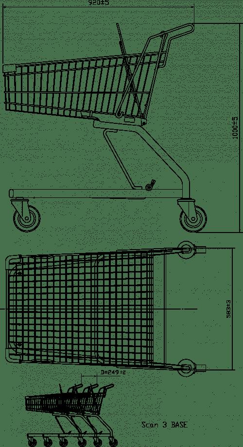 Scan 3 Base ritning
